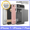 ★ Verus Case Collection ★ For Apple iPhone 7 Plus iPhone 7 ★ Korea Popular Casing / Anti Shock Cover / Real Leather / Card Pocket / Keep Stand ★