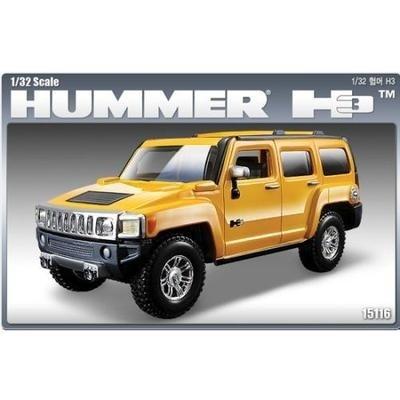 【クリックで詳細表示】[Academy] アカデミー プラモデル 15116 XD 1/32 HUMMER H3 18000 / 送料無料