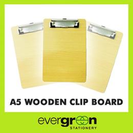 A4/A5 Wooden Clip Board