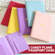 CANDY PLANE PASSPORT CASE [TEMPAT PASSPORT / PASSPORT COVER / PASSPORT CASE]