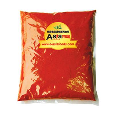 シジャン太陽草業務用唐辛子(キムチ用/粗挽き) 1kgの画像