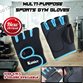 Sports Gym Gloves *Sports/Gym/Cycling/Weight Training*Golf * bicycle accessories* dumbbell*exercise*running* singapore