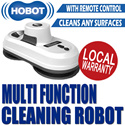 Window Glass Cleaning Robot HOBOT 188 Glass Cleaning Machine with Remot Control( Not Vacuum Cleaner )
