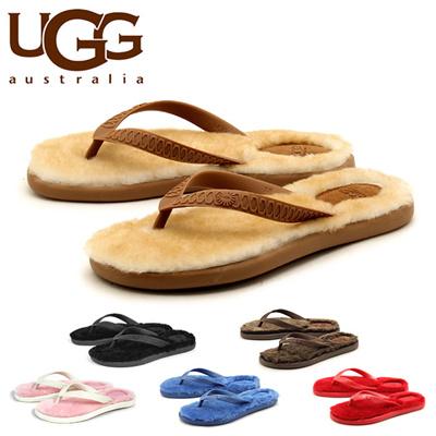 アグ オーストラリア UGG AUSTRALIA フラッフィー FLUFFIE 1684 1007582の画像