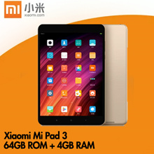 [2017 NEW! ] Xiaomi Mipad 3 / 64GB ROM + 4GB RAM / 7.9inch Display / SG Seller ! Free 1 Mth Warranty best deals