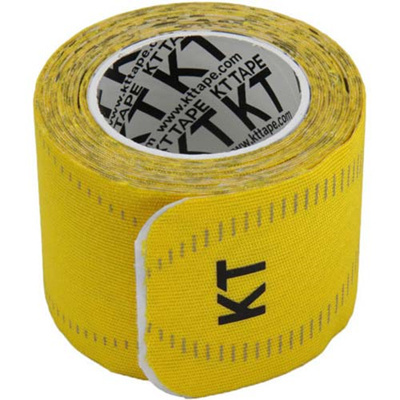 グランデ KT TAPE PROロール KTR1995 イエロー 【衛生医療 テーピング テーピングテープ】の画像