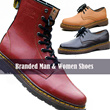 Branded| Koleksi Sepatu Pria|Casual|Boots|Gaul|Mens|Fashion|unisex||Doc Mart