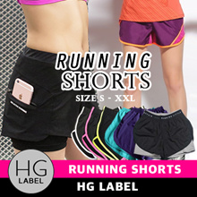 *HGLABEL*2017 CRAZY SALES**★MULTI RUNNING GYM SHORTS POCKETS / LOCAL SELLER/ EXERCISE PANTS