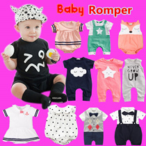 Romper *16/6/2017 updated 100% cotton baby rompers/baby clothes/ jumper/pajamas/maternity