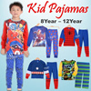 ★Mamas Luv★16/03 New Arrival Kid Pajamas big size for boy and girl 8y-12y