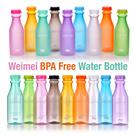 ★ Strap 1+ Free Event ★ 100% BPA Free Tritan Water Bottle 500ml / Color Bottle / Matt Clear 9 Colors / light weigt / Aquasafe / Eco Bottle