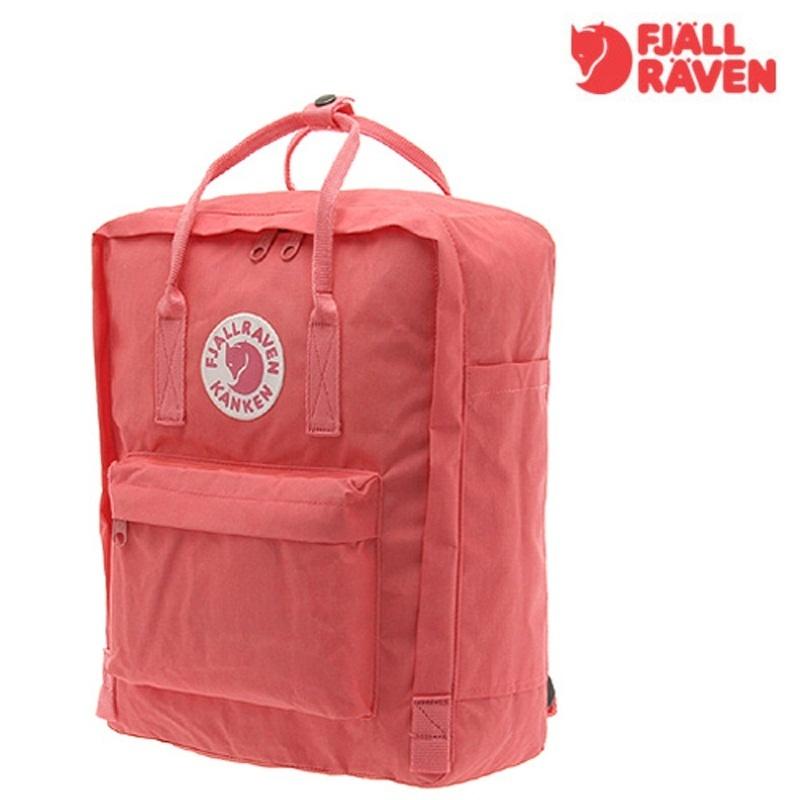 【クリックでお店のこの商品のページへ】Fjallraven KANKEN CLASSIC(23510) - Peach Pink Backpack
