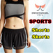 *Happy New Year Sales*=SweetangelShop= Sports Shorts Skirts Skorts with or without inner tights Running Gym Yoga shorts Local Seller Local Exchange