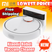 New Stock!! Authentic Xiaomi Mi Robot Vacuum Cleaner ★ 1800 Pa ★ 5200 mAh Li-ion battery ★ 2.5 hours of charging ★ Home Cleaning  ★ FREE 6 MONTHS WARRANTY