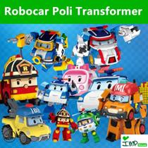 ★IMP HOUSE★[Kids Toy][ROBOCAR POLI] ROBOCAR POLI Transformer toy Poli Heli Roy Amber Korea popular