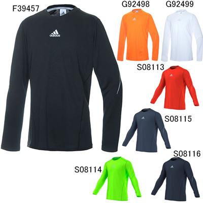アディダス (adidas) SQ L/S Tシャツ WD055 [分類:陸上競技 プラクティスシャツ]の画像