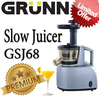 Slow Juicer Brands : X
