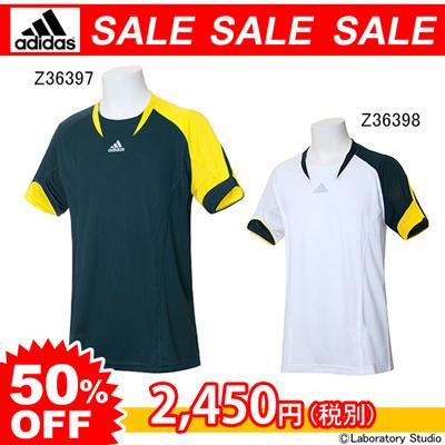 アディダス (adidas) 叶衣 S/S Tシャツ 2 CL221 [分類:陸上競技 プラクティスシャツ]の画像