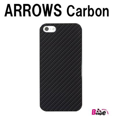 特殊印刷/ARROWS NX(F-04G)ARROWS NX(F-06E)ARROWS NX(F-01F)らくらくスマートフォン(F-09E)(カーボン)CCC-080【スマホケース/ハードケース/カバー/arrows nx f-06e】の画像