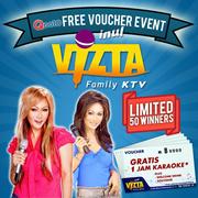 [Superday Event] INUL VIZTA Gratis 1Jam Karaoke!