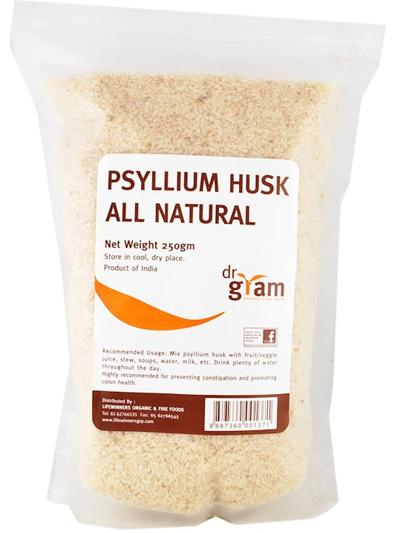 Psyllium husk results