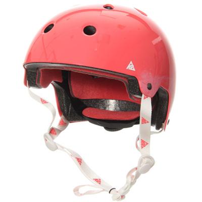 ◆即納◆ケーツ?(K2) JR.VARSITY 国内正規品 ジュニアヘルメット I150401101 PINK 【スケートボード ローラースケート インラインスケート 保護パッド】の画像