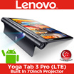 Lenovo Yoga Tab3 Pro Tablet / 10inch Display /Built-in Projector / 2+32GB / Local Set w 1yr Warranty