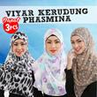 [NEW UPDATE!!] **Paket Hemat 3Pcs Kerudung/Pashmina Motif Cantik ** Fashion Aksesoris/Hijab **