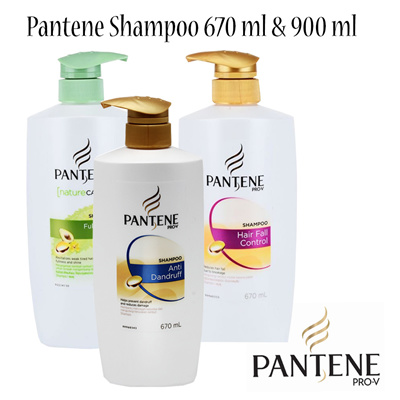 Buy [SHAMPOO] PANTENE SIZE 670 ML/ 900 ML Deals for only Rp42.000 instead of Rp69.500