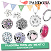 RESTOCK!  [PANDORA]  Bracelets Bangles Charms Necklaces Rings Earrings / Free Shipping