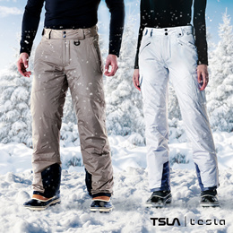 ★TESLA MENS+WOMENS BOARD PANTS★ Rip-Stop Windproof Ski Insulated Water-Repel Bottoms