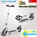 ▌█ Limited Time only!♥CHEAPEST!♥ █ ▌Adult / Children Kick Scooter Sun Color Adjustable Kids Kick scooters Suncolor Foldable Bike Bicycle Skate Sunbody Urban Kleefer OXELO Bike 7XL