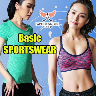 (Super Sales) SweetangelShop Basic Sportswear Deals for only S$19.9 instead of S$0