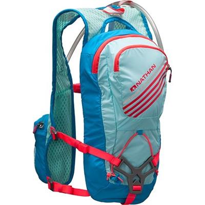 ネイサン(NATHAN) Moxy (6L) B11510000 BLUEDANUBE 【ランニング トレイルランニング レースベスト バッグ かばん】の画像