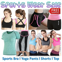 [ORTE]Sports Wear Sale★Sports Bra★Yoga Pants★Shorts★Leggings★Gym Wear★Thighs★Free Delivery
