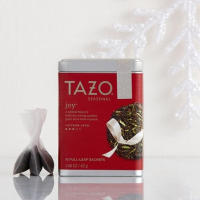 Tazo full leaf tea bags
