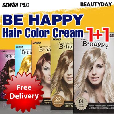 Qoo10  11 Hair Coloring  Hair Dye  BE HAPPY Various 21