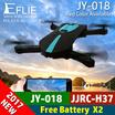 JY018 JJRC H37 ELFIE RC Drone Foldable Mini RC Selfie Quadcopter WiFi FPV 720P HD G-sensor Drones/ b