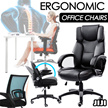 ★2017 EDITION OFFICE CHAIRS ★GAMING/DIRECTOR/BOSS/CEO CHAIRS ★ ERGONOMIC CHAIR ★COMPUTER CHAIR *