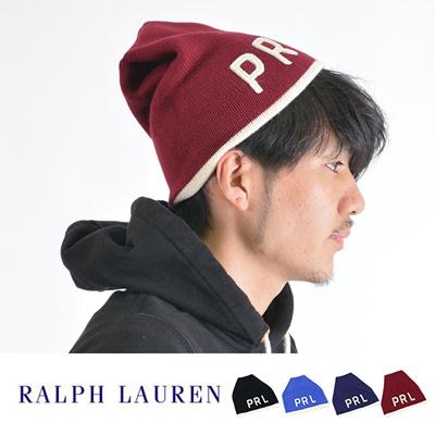 【メール便送料無料/1点まで】ポロ ラルフローレン POLO RALPH LAUREN ユニセックス ロゴニットキャップ/ニット帽 Authentic 1967 Hat 6F0270の画像