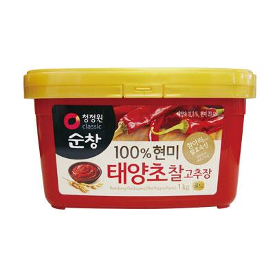 【韓国食品・韓国調味料】 ■淳昌|スンチャン■コチュジャン(ゴチュジャン)1kg・辛みそ■の画像