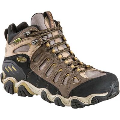 オボズ(Oboz) Sawtooth Mid BDRY ソウトゥース ミッド メンズ Olive OB00020701OLIV 【靴 トレッキングシューズ 登山 防水 茶】【TRSH15】の画像