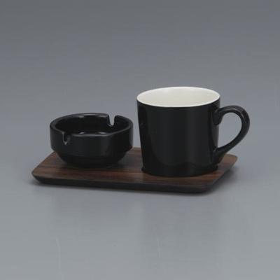〔優雅なひと時を。〕コーヒー&シガレットブラック