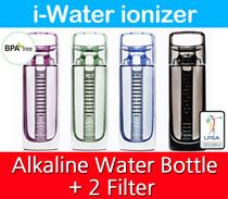 [Made in Korea] i-Water Alkaline water ionizer Bottle ★ BPA Free ★ Water Purifier ★ LPGA Bottle