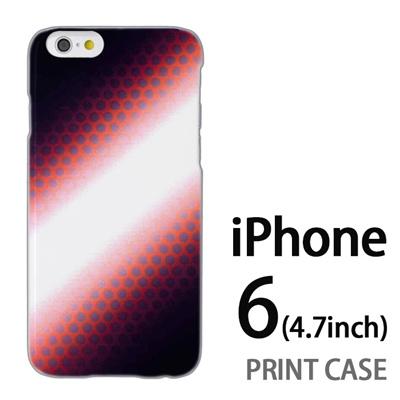 iPhone6 (4.7インチ) 用『No3 閃光』特殊印刷ケース【 iphone6 iphone アイフォン アイフォン6 au docomo softbank Apple ケース プリント カバー スマホケース スマホカバー 】の画像