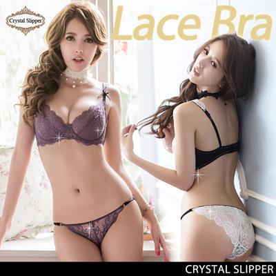 Qoo10 | 【Lace Demi Bra】サイズ70A~95D★6COLORレースノン ...