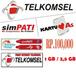 *TELKOMSEL * PULSA 100 RIBU / INJECT PAKET INTERNET [ 800 mb / 2.5 GB]