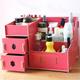 Cosmetic Organizer / Gifts / Dressing Table Storage / Desk Stationery Scrapbook Organizer