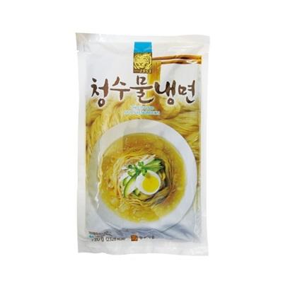 【韓国食品・韓国冷麺】■清水冷麺(720g)■の画像