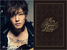 [EXCLUSIVE] KIM HYUN JOONG UNLIMITED ALBUM COLLECTION SET 3 CD DVD FIRST PRESS LIMITED COLLECTORS EDITION